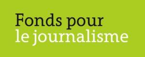 Fonds pour le journalisme