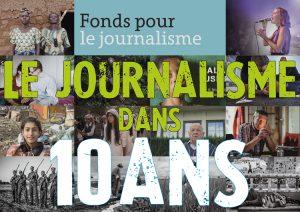 Journalisme dans 10 ans